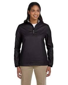 ashworth-5358c-ladies-39-houndstooth-half-zip-jacket