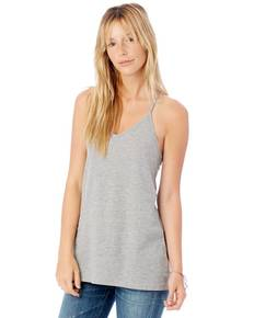 Alternative 4863C1 Ladies' Strappy Satin Jersey Tank