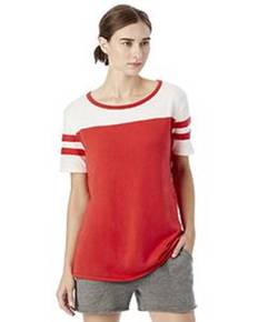 Alternative 5082BP Ladies' Stadium Vintage JerseyT-Shirt