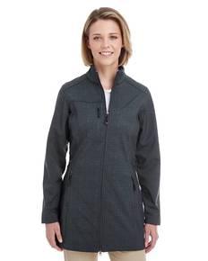 UltraClub 8277W Ladies' Printed Soft Shell Jacket
