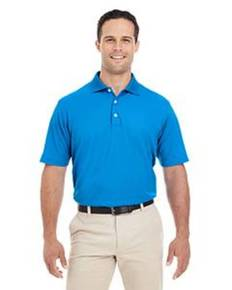 adidas Golf A130 Men's ClimaLite® Basic Short-Sleeve Polo