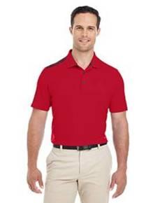 adidas Golf A233 Men's 3-Stripes Shoulder Polo