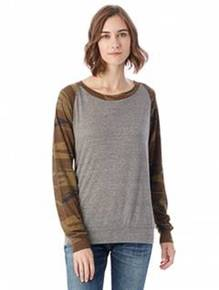 Alternative AA1990 Ladies' Slouchy Eco-Jersey™ Pullover