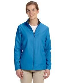 Ashworth 5401C Ladies' Full-Zip Lined Wind Jacket