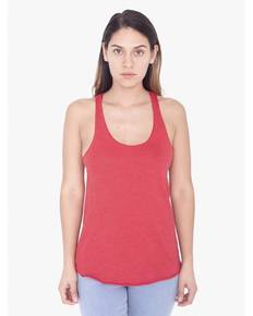 American Apparel Drop Ship BB308 Ladies' Poly-Cotton Racerback Tank