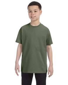 Hanes 54500 Youth 6.1 oz. Tagless® T-Shirt