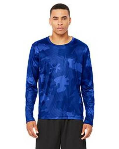 all sport m3009 unisex performance long-sleeve t-shirt front image