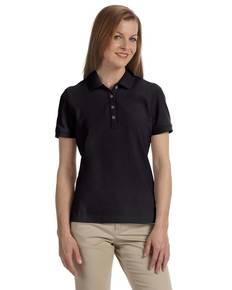 Ashworth 1146C Ladies' Combed Cotton Piqué Polo Shirt