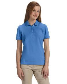 Ashworth 1146C Ladies' Combed Cotton Piqué Polo Shirt