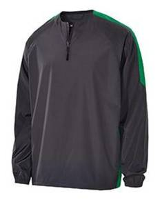 Holloway 229027 Adult Polyester Bionic 1/4 Zip Pullover