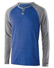 Holloway 229193 Adult Poly/Cotton/Rayon Alum Shirt