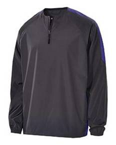 Holloway 229227 Youth Polyester Bionic 1/4 Zip Pullover