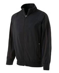 Holloway 229242 Youth Polyester Full Zip Determination Jacket