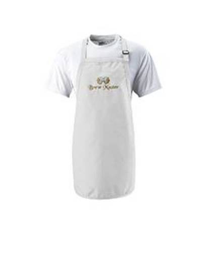 augusta sportswear 4300 unisex full length apron front image