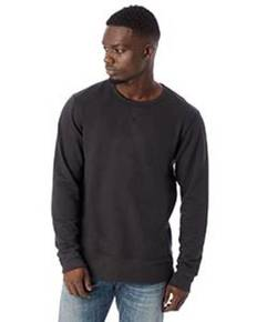 Alternative 5065BT Unisex Reversible B-Side Vintage French Terry Crewneck