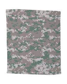 Pro Towels CAMOD18 Small Camo Sport Towel