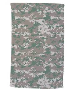 Pro Towels CAMOD25 Large Camo Sport Towel