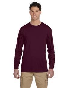 Jerzees 21ML Adult 5.3 oz. DRI-POWER® SPORT Long-Sleeve T-Shirt