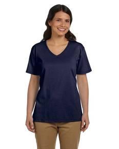 hanes-5780-ladies-39-5-2-oz-comfortsoft-v-neck-cotton-t-shirt