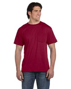 Fruit of the Loom 5930P 5.6 oz., 50/50 Best™ Pocket T-Shirt