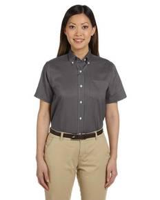 van-heusen-59850-ladies-39-short-sleeve-wrinkle-resistant-oxford