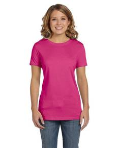 Bella + Canvas 6000 Ladies' Jersey Short-Sleeve T-Shirt