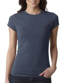 Next Level 6000L Ladies' Poly/Cotton T-Shirt