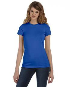 Bella + Canvas 6004U Ladies' Made in the USA Favorite T-Shirt