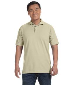 Anvil 6020 Men's Ringspun Piqué Polo