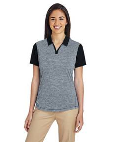adidas Golf A146 Ladies' Heather Block Polo
