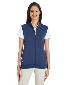 adidas Golf A272 Ladies' Full-Zip Club Vest