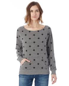Alternative AA9582 Ladies' Maniac Eco-Fleece Sweatshirt