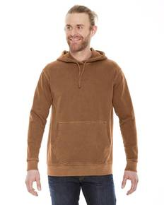 Authentic Pigment AP207 Unisex French Terry Hoodie