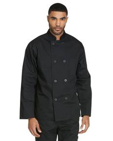 Dickies Chef DC45 Unisex Classic 8 Button Chef Coat