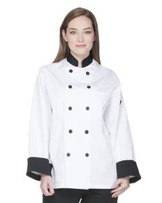 Dickies Chef DC46 Unisex Classic 10 Button Chef Coat