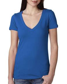 Next Level N3540 Ladies' Perfect Deep V