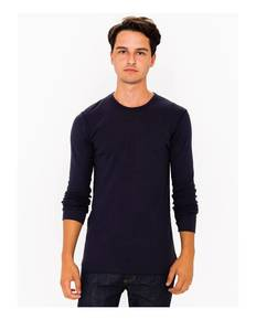 American Apparel T407W Adult Thermal Long-Sleeve T-Shirt