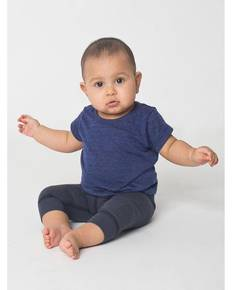American Apparel TR005W Infant Triblend Short-Sleeve T-Shirt