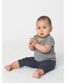 American Apparel TR005W Infant Triblend Short-Sleeve T-Shirt