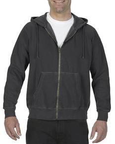 Comfort Colors 1568 Adult Full-Zip Hooded Sweatshirt