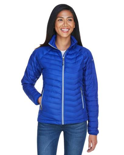 columbia 1737001 ladies' oyanta trail™ insulated jacket front image