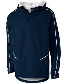 Holloway 229216 Youth Micron™ Wizard Warm-Up Pullover