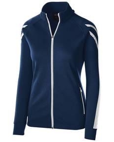 Holloway 229768 Ladies' Temp-Sof Performance Fleece Flux Warm-Up Jacket