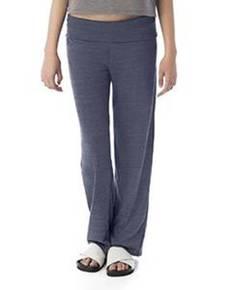 Alternative 2901E Ladies' Fold Over Eco Jersey Pants