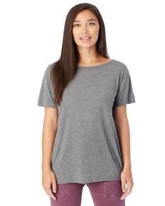 Alternative Drop Ship 3098B2 Ladies' Cross-Back Slinky Jersey T-Shirt