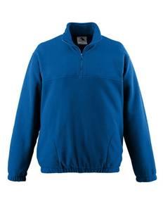 Augusta Sportswear 3531 Youth Chill Fleece Half-Zip Pullover