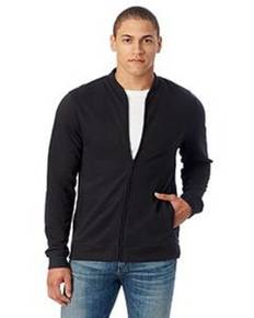 Alternative Drop Ship 5121BT Men's Bomber Vintage French Terry Bomber Jacket