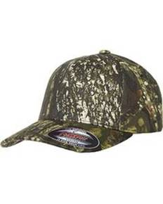 Yupoong 6999Y Youth Flexfit Mossy Oak Cap