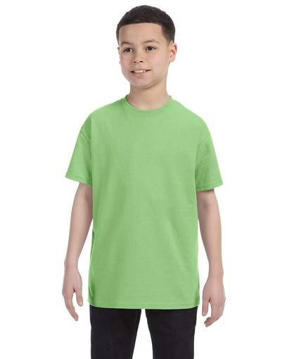 anvil 705b youth heavyweight t-shirt front image