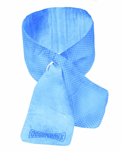 occunomix 930on unisex miracool® cooling neck wrap front image